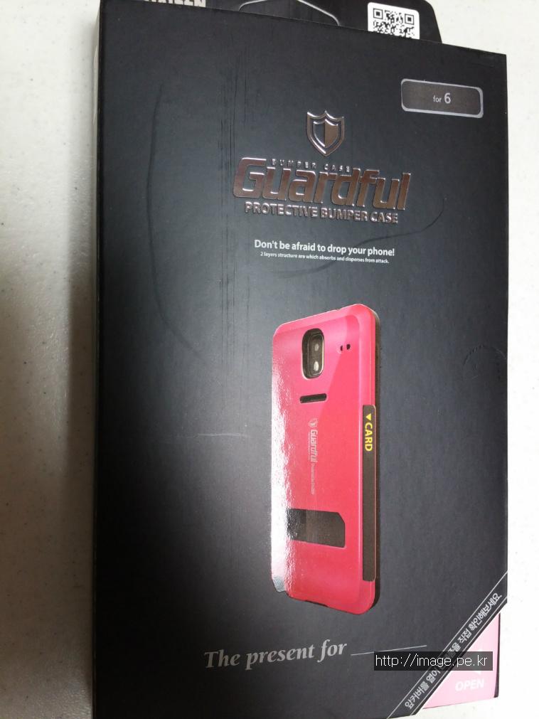 Guardful 아이폰6 카트 케이스