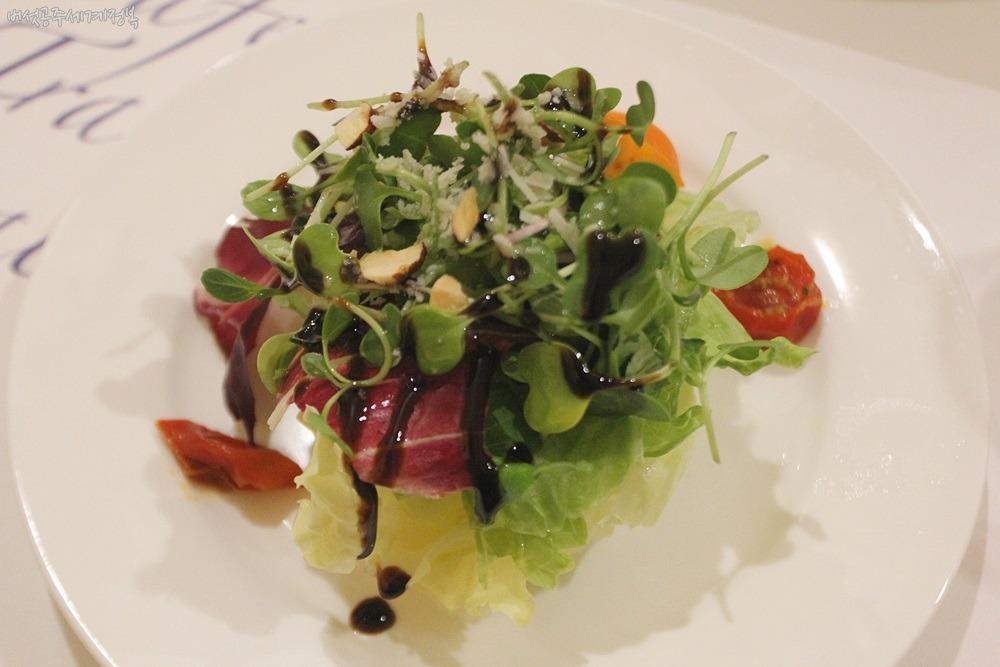판교 알파리움 고급레스토랑, 이탈리아 레스토랑 <벨이태리>, 이탈리아를 그대로 옮겨오다