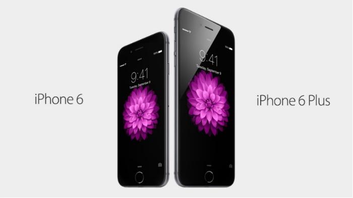 아이폰6, 아이폰6 plus