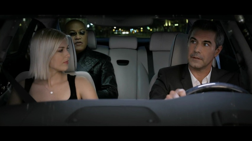 기아 자동차(KIA)의 K900 (K9) 미국 슈퍼볼 광고 - 매트릭스의 모피어스가 나타났다! '진실(Truth)'편 [한글자막]