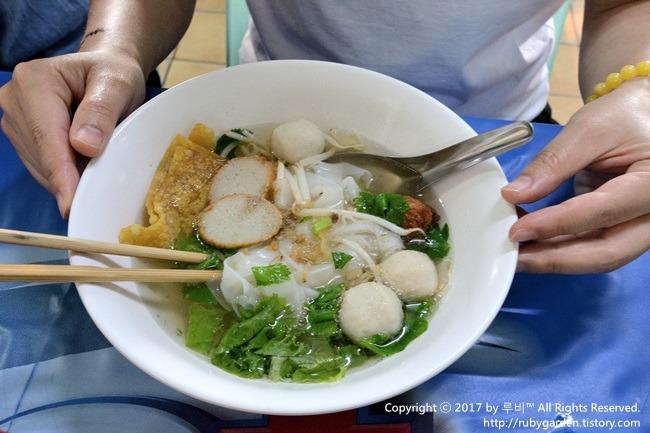 태국 여행 / 방콕 시암 부근 로컬 맛집 추천 / 이비스 방콕 시암 호텔 부근 로컬 식당 후기