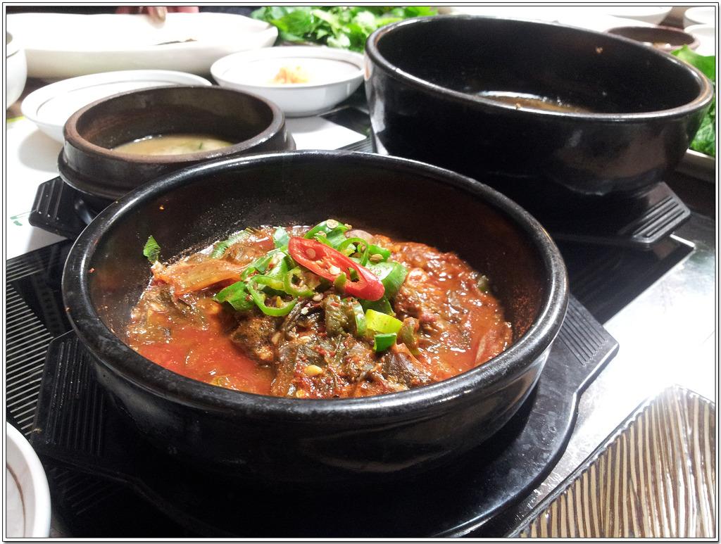 쌈장명가-요리-한정식-된장찌개