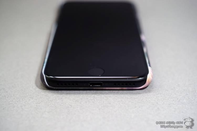아이폰7, 블랙, 케이스, 후기, 추천, 디자인케이스, 하드케이스, 자작케이스