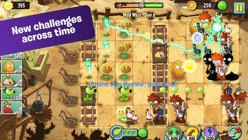 Plants vs. Zombies 2 아이폰 아이패드 베스트 무료 게임