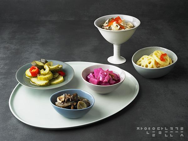 아삭아삭 피클의 무궁무진한 맛...집에서 레스토랑 수제 피클 만들기~!