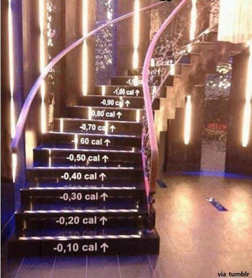 살 빼주는 계단