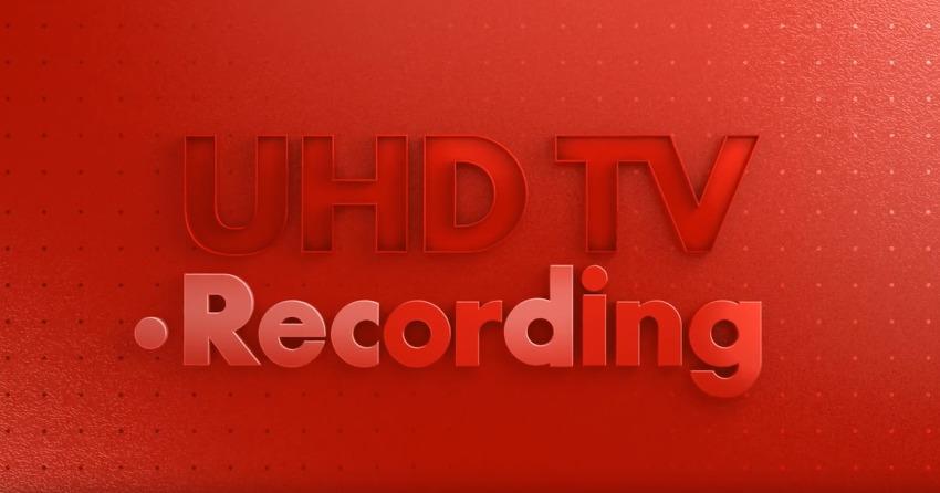 UHD로 영상을 녹화하고 음성으로 컨트롤 하는 헬로TV UHD Red 출시