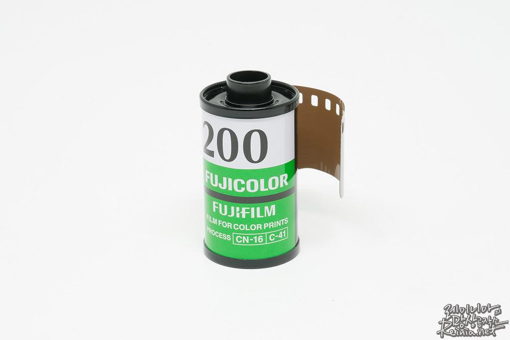 후지필름 후지C200