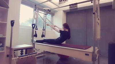 캐딜락을 이용한 척추분절과 어깨안정화 운동