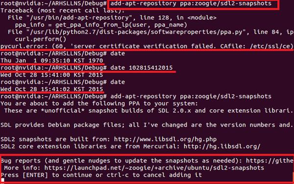 add-apt-repository ppa zoogie-sdl2