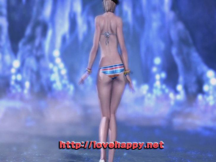 블레이드앤소울 의상 - 최고의 라인을 뽐내는 매력발산. 수영복 의상 003