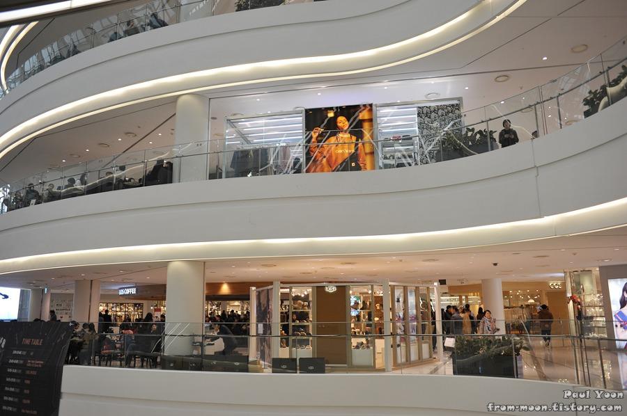 [하루의 흔적] 사람 구경하다 온 영등포  타임스퀘어