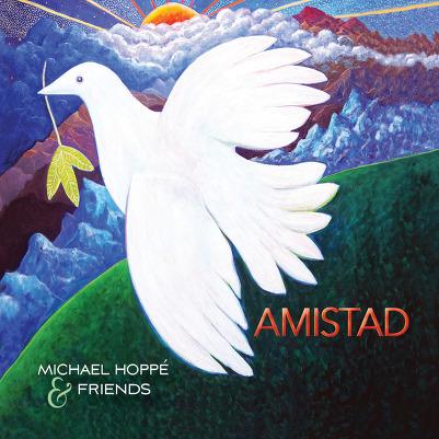 Michael Hopp & Friends [2018, Amistad].