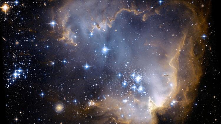 Star Cluster NGC 602