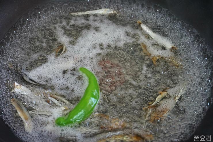 애호박 두부찌개 만드는법