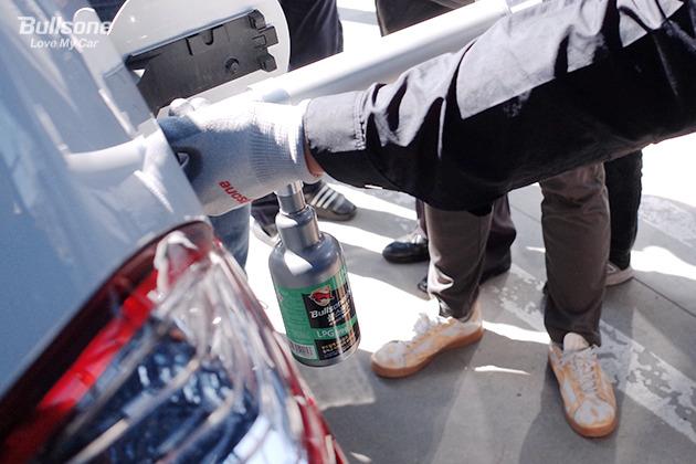 LPG 자동차도 불스원샷 LPG로 관리하세요! 이벤트 진행중