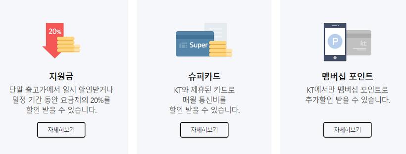 KT 멤버쉽 VIP 혜택 정보