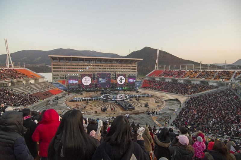 드림 콘서트 in 평창 올림픽 스타디움 1 - 한류의 가능성