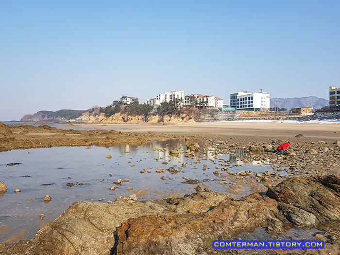 변산반도 해안 산책