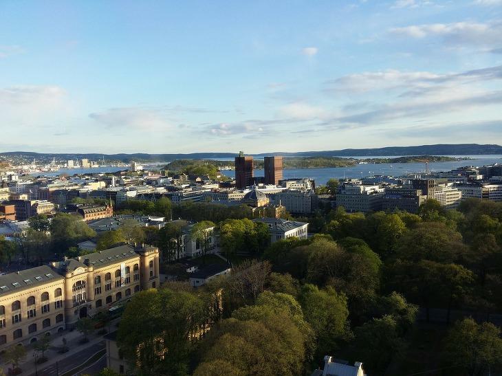 오슬로, 노르웨이