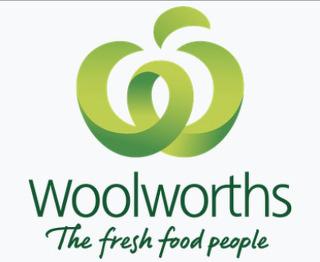 울월스의 로고 사진입니다.