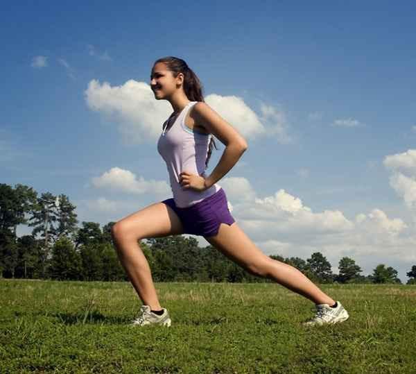 신체 활동 부족