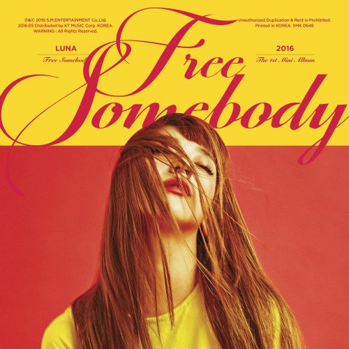 LUNA – Free Somebody Lyrics [English, Romanization]