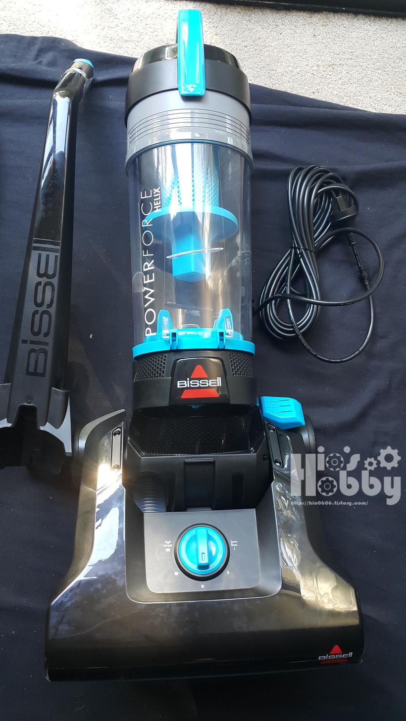 뉴질랜드에서 산 가전제품 2 bissell 진공 청소기