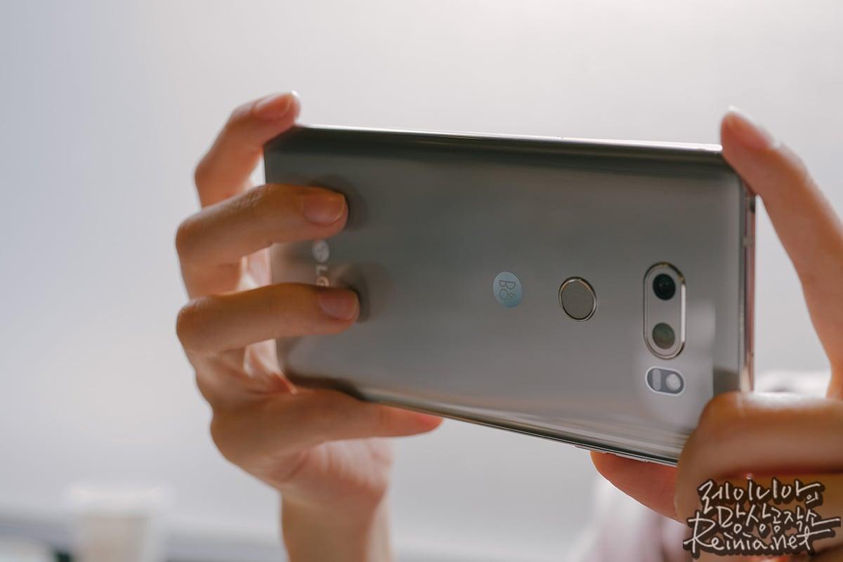 LG V30 동영상 촬영