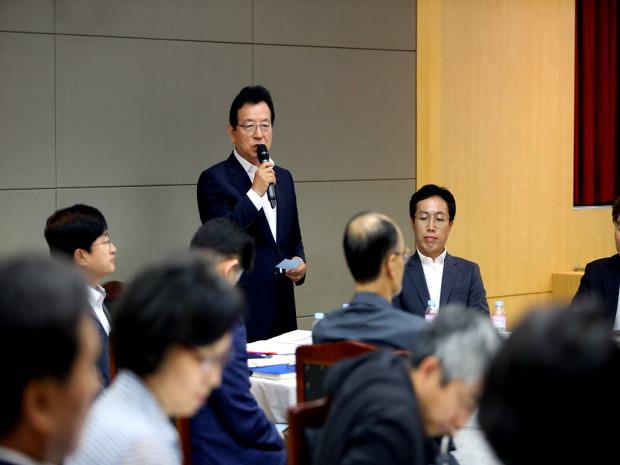 강남구'뉴디자인위원회'공식 출범
