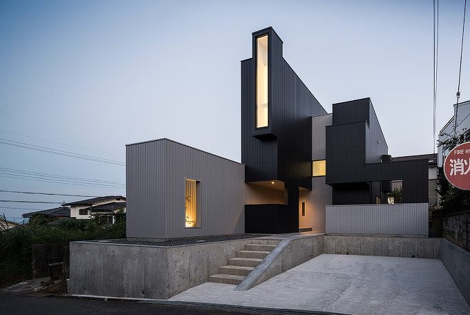 *창을 활용하여 다재다능한 기능을 발휘한 일본 주택-[ FORM | Kouichi Kimura Architects ] Scape House