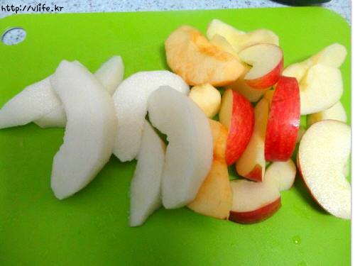 과일 반찬