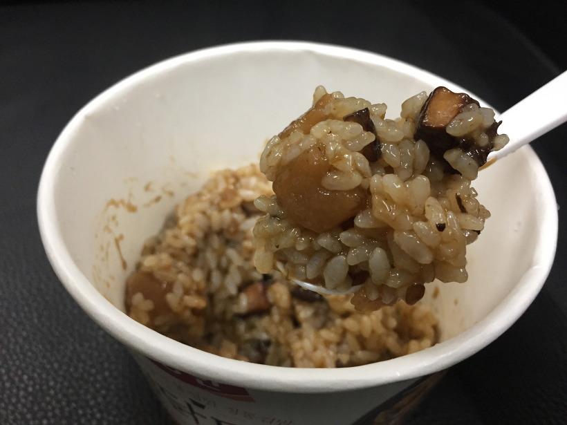 양반 컵밥 찜닭 덮밥