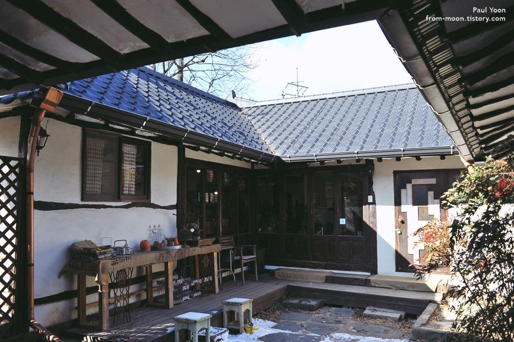 [아산 카페] 고요하고 아늑한 카페 시루4294 (아산 카페 맛집 / cafe in Asan / 牙山市 咖啡馆 / 아산 시루4294 / 외암민속마을 주변 카페 / 옛집카페)
