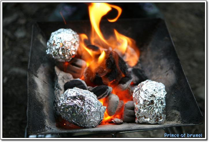 [Camp/강원도/인제] 담백한 먹거리. 방태산 자연휴양림 3