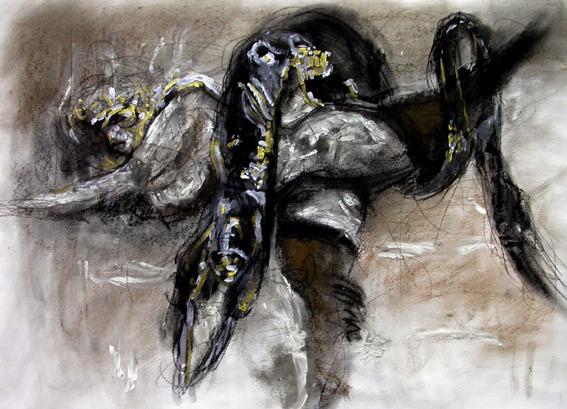 FineArt-회화(painting): Paranoid-Taemun Chung